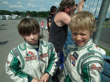 25.-27. 07. 2014 Karting Cup Sosnová 10