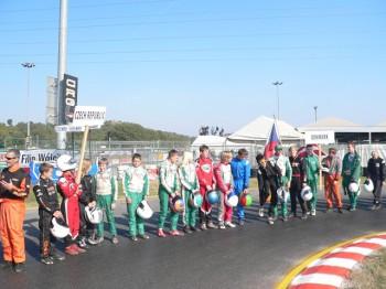 Itálie - světové finále ROK CUP 2011 11