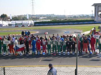 Itálie - světové finále ROK CUP 2011 29