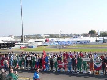 Itálie - světové finále ROK CUP 2011 30
