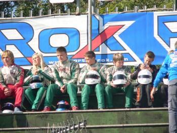 Itálie - světové finále ROK CUP 2011 38