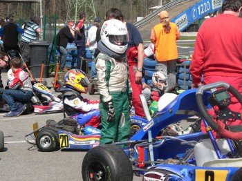Sosnová - Karting Cup 2011 07