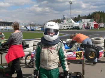 Sosnová - Karting Cup 2011 12