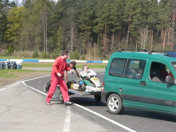 Sosnová - Karting Cup 2011 20