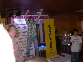 Vyhlášení výsledků Moravského poháru 2011 10