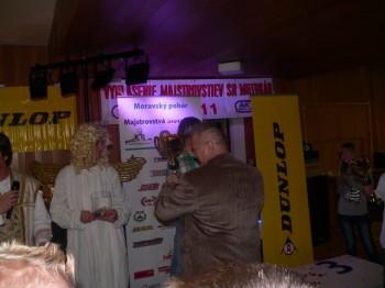 Vyhlášení výsledků Moravského poháru 2011 11