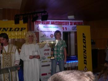 Vyhlášení výsledků Moravského poháru 2011 12