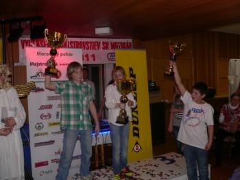 Vyhlášení výsledků Moravského poháru 2011 18