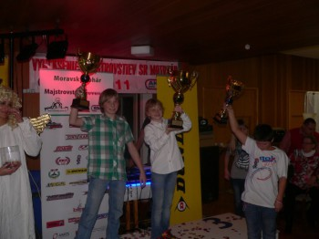 Vyhlášení výsledků Moravského poháru 2011 19