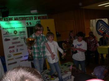 Vyhlášení výsledků Moravského poháru 2011 21